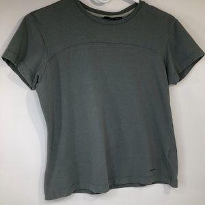 Patagonia Women's Green Tee shirt size Large